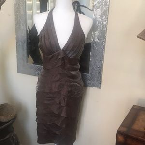 Cache cocktail dress